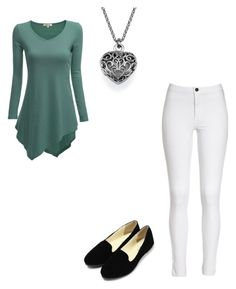 """Plain"" by oaken-shield ❤ liked on Polyvore featuring beauty and Doublju"