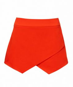 Wrap Skort Wrap Skort, White Tees, Dress Me Up, My Wardrobe, Passion For Fashion, Going Out, Knitwear, What To Wear, Latest Trends