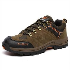 Outdoor Men Shoes Comfortable Casual Shoes Breathable Flats Trainers