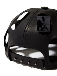 Rick Owens DRKSHDW Men's Rear Cut Out Panel Hat