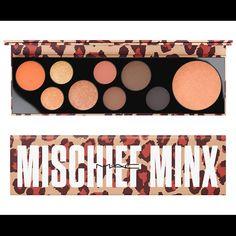 Cyber Mondaynew Mac Palette Mischief Minx