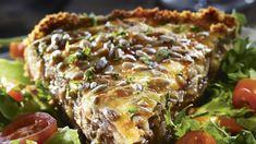 K-ruoasta löydät yli 7000 testattua Pirkka reseptiä sekä ajankohtaisia ja asiantuntevia vinkkejä arjen ruoanlaittoon, juhlien järjestämiseen ja sesongin ruokaherkkujen valmistukseen. Tutustu myös Pirkka- ja K-Menu-tuotteisiin. Mitä tänään syötäisiin? -ohjelman jaksot Pirkka resepteineen löydät K-Ruoka.fistä. Desert Recipes, Meatloaf, Lasagna, Baked Potato, Deserts, Brunch, Food And Drink, Beef, Chicken