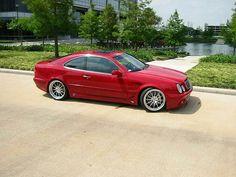 Mercedes Clk 320, Mercedes E Class Coupe, Mercedes Benz Forum, Mercedes Car, Custom Wheels, Custom Cars, Benz E Class, Benz C, Dream Garage