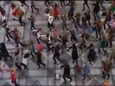 FLASH MOB DANCE at the TRAIN STATION in BELGIUM. Do-Re-Mi  from The Sound of Music - Julie Andrews.   My all time favorite feel good video. ★ www.HealthTalkToday.net