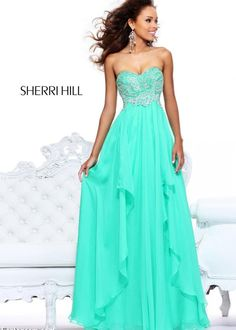 Blue+Prom+Dresses+2013 | Home » SHERRI HILL 3874 PROM DRESS 2013