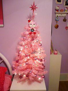 20 Pretty Christmas Decor With Hello Kitty Theme