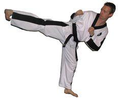 improve your taekwondo sidekick in 7 minutes