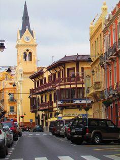 Calle del Ejército Español, Melilla, Spain