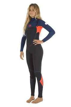 Rip Curl Womens 4 3mm Spring Flash Bomb Wetsuit 2016 Surf Accessories 893f03a7558