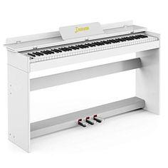 LAGRIMA Piano Review | A Best Seller In 2021 - Allegro Keys Digital Piano, Keys, Key