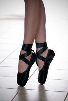 pointes de danse classique, chausson de ballet scéniques