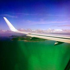 Arriving Florianópolis