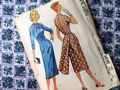 Vintage 1950s Pattern