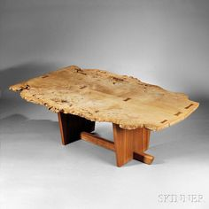 Mira Nakashima Minugren Dining Table