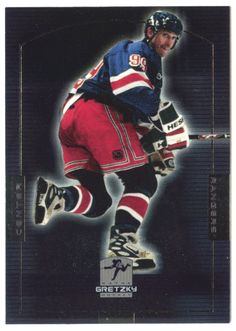 Wayne Gretzky # HOF 29 - 1999-00 Upper Deck Wayne Gretzky Hockey Hall of Fame Career