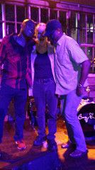 20160925_012157  https://flic.kr/s/aHskJ7Szq1  Such a fun time at Tellus360 in Lancaster, PA, 9/24/16 ... Bushmaster featuring Gary Brown performed from 11pm till 1am. Thanks to the Lucky Dutch for sharing the stage with us tonight... Great meeting you... Thanks to our friends and all our new friends who came out to support live music... Hope to see you again soon...  Gary Brown - guitar, vocals.   Wolf Crescenze - Bass.   Greg Phillips - drums.    #BushmasterBlues #LiveMusic #Tellus360