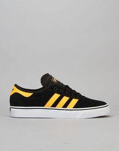 best service 9b381 7296d Adidas Adi-Ease Premiere Skate Shoes - BlackSolar GoldWhite Adidas  Sneakerlar