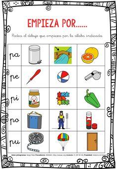 empieza por pa-pe-pi-po-puPOWER POINT empieza por pa-pe-pi-po-puPDF Relacionado Daily Five, Bilingual Education, Speech Therapy, Learning Activities, Language, How To Plan, Editable, Reading, School