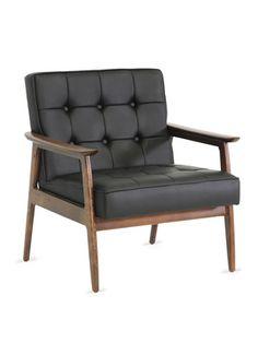 Mid-Century Modern Club Chair by Design Studios on Gilt Home