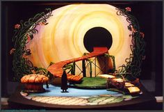 alice in wonderland set design ideas | Alice's Adventures in Wonderland - Seattle Children's Theatre ...