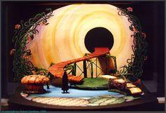 alice in wonderland set design ideas   Alice's Adventures in Wonderland - Seattle Children's Theatre ...
