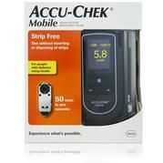 ACCU-CHEK Mobile Blood Glucose Monitoring System - £29.99 #diabetes #meters #diabetes.co.uk