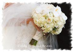 Beaded Rhinestone Crystal Bridal Bouquet Wrap, Bouquet Cuff, Crystal Bouquet Wrap,  No. 1101BW, Wedding Accessories via Etsy