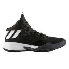 the latest c3e36 0bb57 adidas Dual Threat Junior Basketball Shoes - rebel