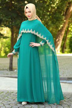 Hijab Evening Dress, Hijab Dress, Evening Dresses, Kebaya Muslim, Muslim Dress, Hijabi Gowns, Frocks For Girls, Indonesian Girls, Engagement Outfits