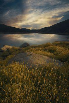Pine Flat Lake CA. [3084x4632] [OC]