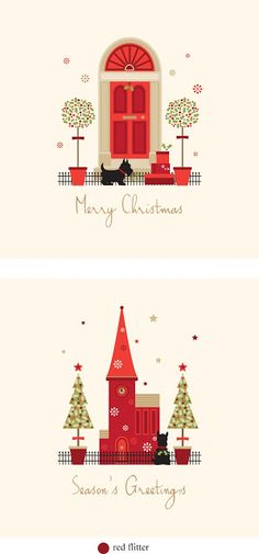 hilberrydesigns: Boots Christmas Cards