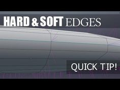 Blender Tutorial : Hard & Soft Edges (Without Modifiers) : CG Masters