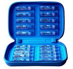 The Homeopathic Pregnancy and Childbirth Kit contains Aconite, Arnica, Belladonna,  Bellis perennis, Calendula, Cantharis, Caulophyllum, Chamomilla, Cimicifuga, Gelsemium, Hamamelis, Ignatia, Ipecacuanha,  Kali carbonicum, Nux vomica, Phytolacca, Pulsatilla, Rhus toxicodendron, Sepia, Staphysagria