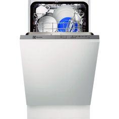 Masina de spalat vase incorporabila Electrolux ESL4200LO, 9 Seturi, 5 Programe…