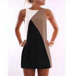 2016 neue sommer sexy frauen sleeveless dress abend club dress casual patchwork mini dress sweet vestido Source by Club Dresses, Tight Dresses, Sexy Dresses, Evening Dresses, Casual Dresses, Short Dresses, Casual Outfits, Fashion Dresses, Formal Outfits