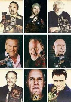 My boys of horror