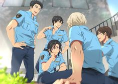 Dc Police, Police Story, Manga Detective Conan, Conan Comics, Kaito Kid, Amuro Tooru, Handsome Anime Guys, Kawaii Doodles, Case Closed