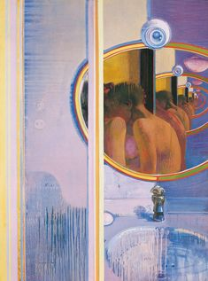 Alle spalle del desiderio (Behind the Desire), 1966 by Leonardo Cremonini on Curiator, the world's biggest collaborative art collection. Art Inspo, Painting Inspiration, Art Amour, Modern Art, Contemporary Art, Art Et Illustration, Collaborative Art, Inspirational Artwork, Art Archive
