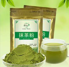 100g Authentic matcha powder Top class green tea powder pure natural organic To help beautiful slimming and young♦️ SMS - F A S H I O N 💢👉🏿 http://www.sms.hr/products/100g-authentic-matcha-powder-top-class-green-tea-powder-pure-natural-organic-to-help-beautiful-slimming-and-young/ US $3.40