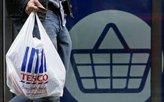 Trouble for Tesco as shares close at 18 year lows James Quinn on why this