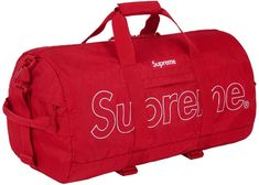 Supreme Fall/Winter 2018 Bags and Accessories: Featuring bikes, teddy bears, racing cars, a Tag Heuer piece and much more. Supreme Backpack, Supreme Bag, Marcel, Supreme Accessories, Men's Accessories, Under Armour Sweatshirts, Leather Men, Leather Jackets, Leather Bags