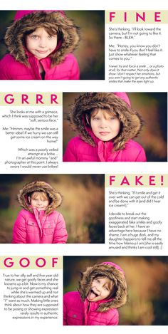 Photoshop Actions Getting Kids to Smile Photos Tips Tricks Capturing Expressions Emotion Real Elements