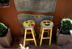 Almofada Bacana | Capa para banquinho e almofada