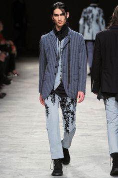 Ann Demeulemeester | Spring 2014 Menswear