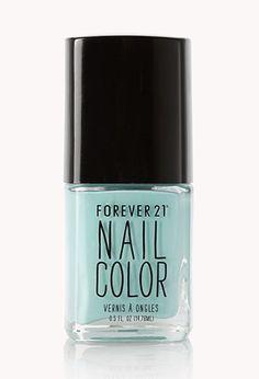 Mint Nail Polish | StyleCaster