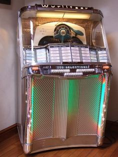 remember dancing to the old jukebox