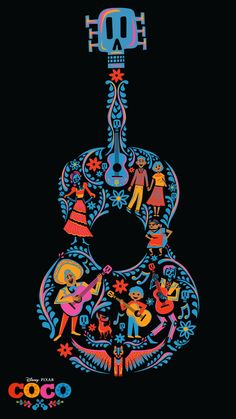 Looking for some amazing posters from your favorite movie Coco? Check out our awesome Coco poster collection. Disney Pixar, Disney E Dreamworks, Coco Disney, Disney Amor, Disney Animation, Disney Magic, Disney Characters, Animation Movies, Disney Style