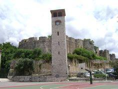 Artα tower - Πύργος Ρολογιού Άρτας Greek Castle, Medieval Castle, Tower Bridge, Greece, Building, Towers, Travel, Instagram, Clock