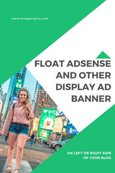 A Step by step tutorial on how to float an AdSense and vertical display Ads to left or right within the blogger BlogSpot site? Floating AdSense ads are really smart technique to increase AdSense income. If you add floating AdSense ads it cans double your ad revenue. A special widget designed for floating AdSense and any other third party Ads on left side or right side of any Blogger Blog site. Blogger Blogspot, Html Javascript, Media Web, Display Ads, Right Side, Problem And Solution, Blog Sites, Blogger Templates, Third Party