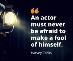 Never be afraid. - - Never be afraid. Musical Never be afraid. Acting Quotes, Acting Tips, Acting Career, Acting Class, Drama Class, Acting Skills, Film Quotes, Theatre Nerds, Music Theater
